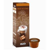 50 CIALDE CAPSULE CAFFITALY SYSTEM MOCACCINO MOKACCINO ORIGINALI