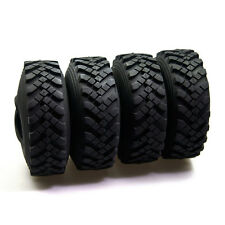"Axial Wraith Rock Crawler 2.2"" Tire Tyre 40mm For 2.2 Beadlock Wheel Rims -4 Pcs"