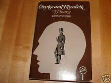 Gothic Mystery Charles & Elizabeth by Burley 1981