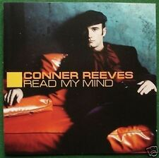 Conner Reeves Read My Mind CD Single
