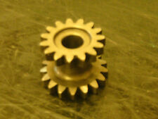 SUZUKI GSXR750 GSXR 750 K2 2002 ENGINE STARTER IDLE GEAR COG