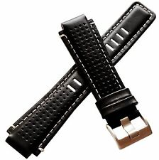 TIMEX Watch Strap Band for T2N740 Compass T45581  T2N723  Black  Original