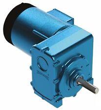Parvalux DC Motoriduttore, shunt spazzolato, 200/220V, 8 NM, 81 RPM - 400321
