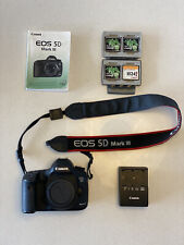 Canon EOS 5D Mark / Mk III / 3 DSLR Digital Camera (Body Only) US Model