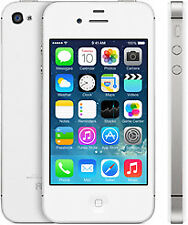 Apple I Phone 4 White 8GB 6 Months Warranty