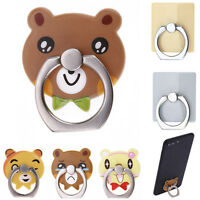 Universal 360° Finger Ring Grip Stand Holder for iPhone Samsung HTC Mobile Phone