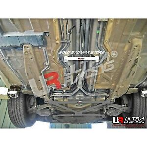PORSCHE BOXSTER S 986 96-04 ULTRA RACING 2 POINT MID LOWER CHASSIS SUPPORT BRACE