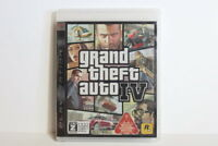 Grand Theft Auto IV 4 PS3 PlayStation PS 3 Japan Import US Seller SHIP FAST