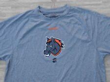 Kansas City Mavericks Hockey Reebok Speedwick ECHL Athletic Shirt ~ Large L