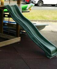 SLIDE Playground Alpine Wave Cubby House slippery dip accessories 2.2m Backyard