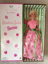 Barbie Strawberry Sorbet Special Edition 1998  #20317 NRFB Avon Exclusive Mattel