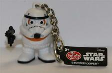 STAR WARS BEST KEYRING EVER MR POTATO HEAD POPTATERS STORMTROOPER KEY CHAIN