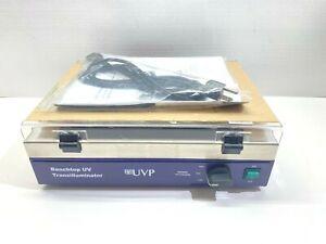 UVP Benchtop Variable Transilluminator M-26XV 95-0413-01 302nm UV w/ Warranty
