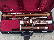More details for cased lark m4010 bassoon instrument