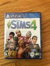 The Sims 4 (Sony PlayStation 4, 2017), brand new and factory sealed