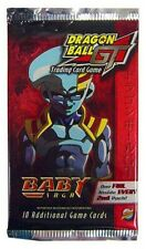 Dragon Ball GT CCG Complete your Unlimited Baby Saga Set!!  Choose your cards!!