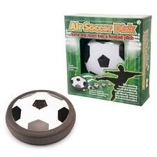 Air Soccer Disk - Air Hockey - Coll Novelty Ball Football Hover Disc Boys Float