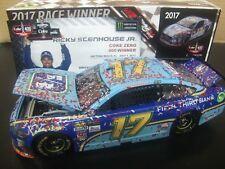 Ricky Stenhouse Jr 2017 DAYTONA COKE ZERO 400 WIN RACED 1/24 NASCAR