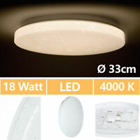 Lámpara De Techo LED Lámpara de Cocina 18W Trastero 18Watt Escalera de Casa