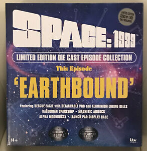 Sixteen 12 Space 1999 Die Cast Earthbound Rescue Eagle Limited Edition