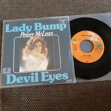 Penny McLean - Lady Bump/ Devil eyes 7'' Single