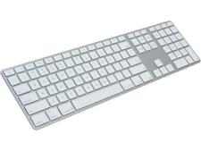 Apple MB110LL/ Aluminum Full-Sized Wired Keyboard with Numeric Keypad