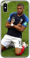 Carcasa Flexible Estampada Stars De Fútbol Campeón Del Mundo, para Samsung &