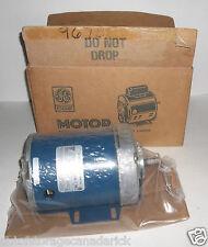 GE AC Motor 3J102FA16 1725 RPM Type K PH 3 HP 1/4 Brand New In Box Old Stock HTF