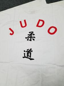 adidas Martial Arts Judo White Shirt