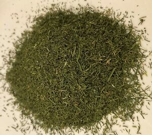 Dillspitzen gerebelt 100gr beste Qualität  frische Produktion Gewürz Kräuter