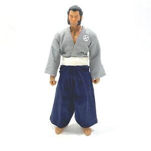 PB-SAM-WOL: 1/12 Wolverine Samurai outfit for Mezco Marvel Legends (No figure)