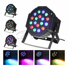 RGB High Power LED Par Stage Light - 18W - DMX512