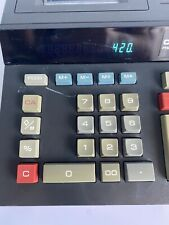 CASIO DL-250 DESKTOP CALCULATOR RECEIPT WRITER PRINTER HEAVY DUTY TESTED WORKS