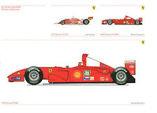 Pressemappen und CDs für Ferrari Fans