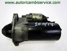 0001108234 MOTOR DE ARRANQUE BOSCH FIAT CROMA 1.9 88KW 5P D SW 6M (2008) RICA