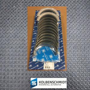 Kolbenschmidt (77553610) +010 Main Bearings Set suits Volkswagen BMR
