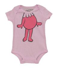 Yo Gabba Gabba I Am Foofa Mighty Fine Baby Infant Creeper Romper Snapsuit