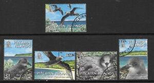 PITCAIRN ISLANDS SG674/8 2004 MURPHYS PETREL FINE USED