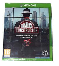 Juego Xbox One Constructor HD Nuevo New España