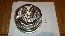 VW CLASSIC MARATHON BEETLE 1968-on LEMMERZ 4-STUD WELTMEISTER CENTRE CAP #1