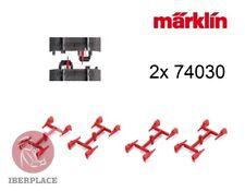 Märklin 74030 stanziamenti capo isolamento C-binario h0