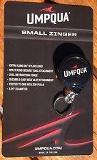 "Umpqua Upg Small Zinger 36"" Polyester Cord 2 Oz. Pull Clip On"