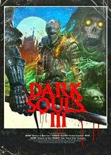 """137 Dark Souls 3 - III Hot Video Game 24""""x33"""" Poster"""