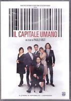 Dvd **IL CAPITALE UMANO** di Paolo Virzì nuovo 2013