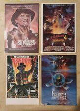 4 carte postale cinéma FREDDY