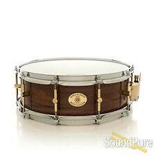 Noble & Cooley 5x14 SS Classic Walnut Snare Drum-Natural