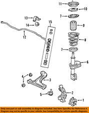 GM OEM Front Suspension-Hub & Bearing 88957259