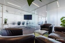 Office Glass Partition in London