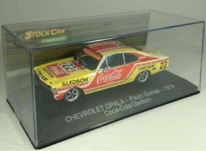 CHEVROLET OPALA COCA COLA CHAMPION STOCK CAR..1/43.ALTAYA