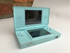 Nintendo DS Lite - Terquoi  (2009) UNIT ONLY With Stylus Tested Plus FREE GAME